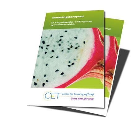 Ernæringsterapeut brochure